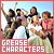Grease : all characters fan