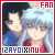 Inuyasha and Izayoi fan