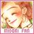 Saejima Midori fan
