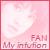 My intution fan