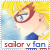 Code Name Wa Sailor V fan